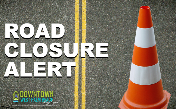 Road Closure - website feature