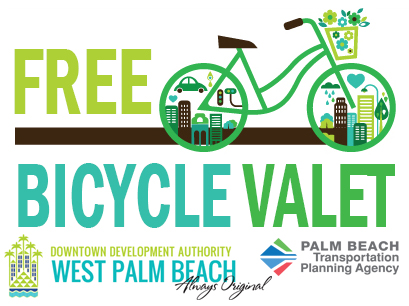 Free Bicycle Valet logo