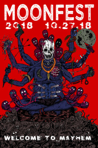 Moonfest 2018 flyer front4by6
