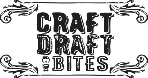 Craft Draft Bites vector logo