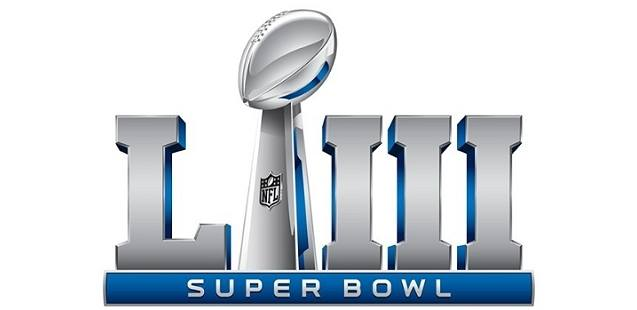 Super Bowl LIII Logo